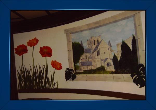 trompe l 39 oeil. Black Bedroom Furniture Sets. Home Design Ideas